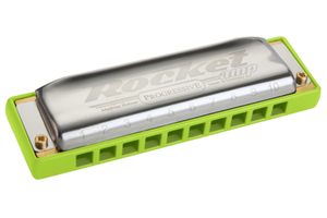 Gaita Hohner Rocket C M2015016X Made in Germany