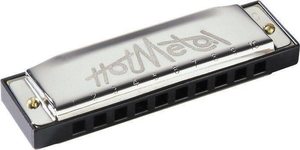 Gaita Hohner Hot Metal F