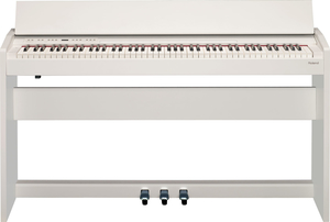 Piano Digital Roland F 130 R WH
