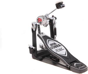Pedal Simples Tama Iron Cobra HP 900 PSN c/ Case
