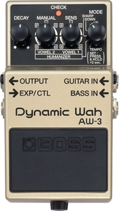 Pedal Boss AW 3 Dynamic Wah