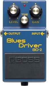 Pedal Boss BD 2 Blues Drive