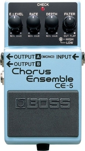 Pedal Boss CE 5 Chorus Essemble