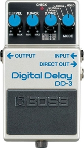 Pedal Boss DD 3 Digital Delay