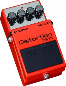 Pedal Boss DS 1 X Distortion