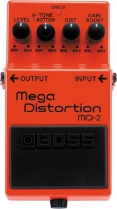 Pedal Boss MD 2 Mega Distortion
