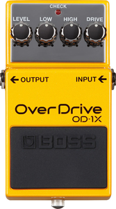 Pedal Boss OD  X Overdrive