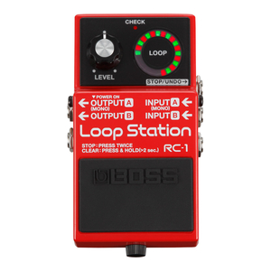 Pedal Boss RC 1 Loop Station