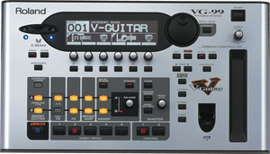 Sistema de Guitarra Virtual Roland VG 99