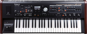 Teclado Vocal & Ensemble Roland VP-770
