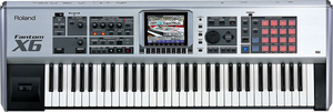 Workstation Roland Fantom X 6