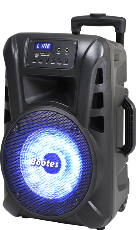 Caixa Acústica Bootes Amplificada 120 W Rms Bmu580l
