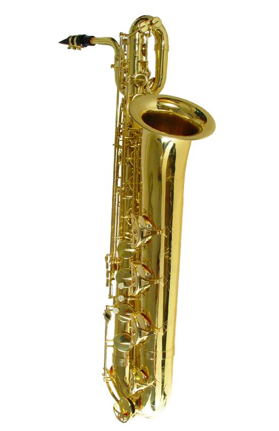 Saxofone Shelter Dourado - Jbbs110l
