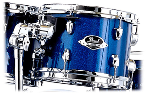 Tom Pearl Export 08 x 07 EXX8P/C C/ ADP-20 + TH70S - #702 Blue Eletric Sparkle