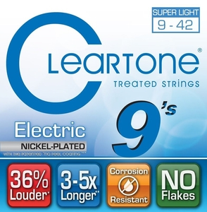 Encordoamento Guitarra Cleartone 009-042