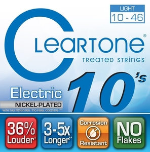 Encordoamento Guitarra Cleartone 010-046
