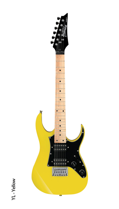 Guitarra Ibanez Grgm21myl Amarela